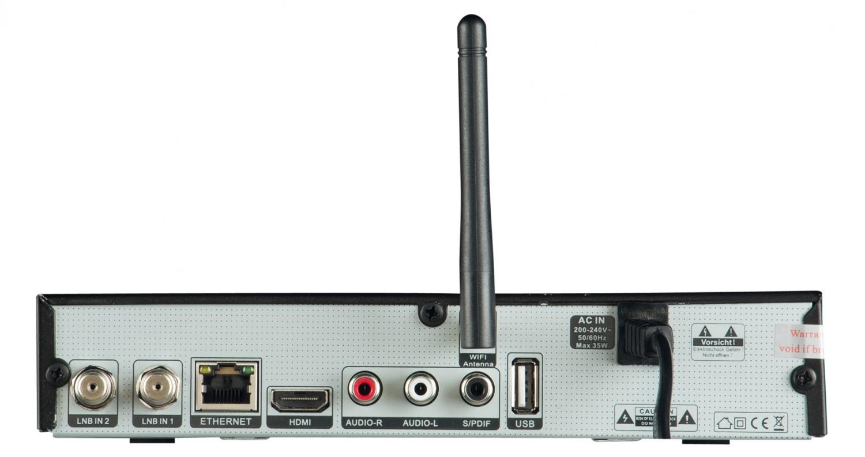 HDTV-Settop-Box Telestar TD2530 HD im Test, Bild 2