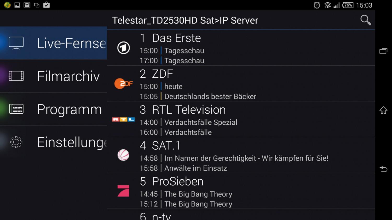 HDTV-Settop-Box Telestar TD2530 HD im Test, Bild 3