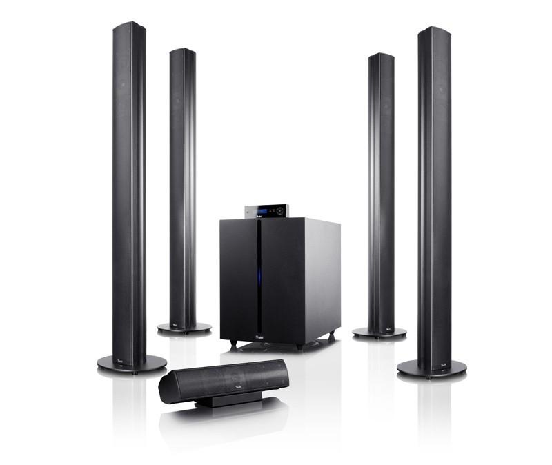 test lautsprecher surround teufel columa 300r sehr gut. Black Bedroom Furniture Sets. Home Design Ideas