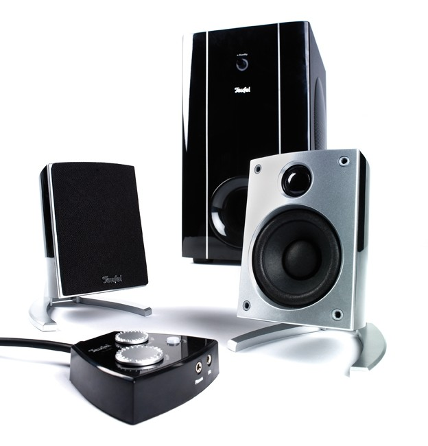 test lautsprecher multimedia teufel concept c200 usb. Black Bedroom Furniture Sets. Home Design Ideas