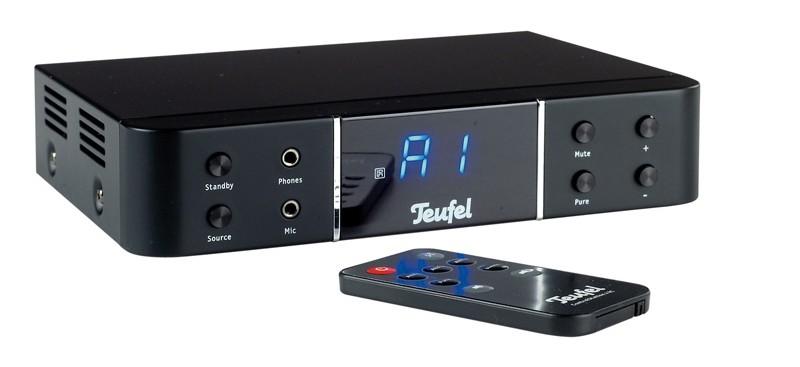 Lautsprecher Multimedia Teufel Concept E100 Control im Test, Bild 2