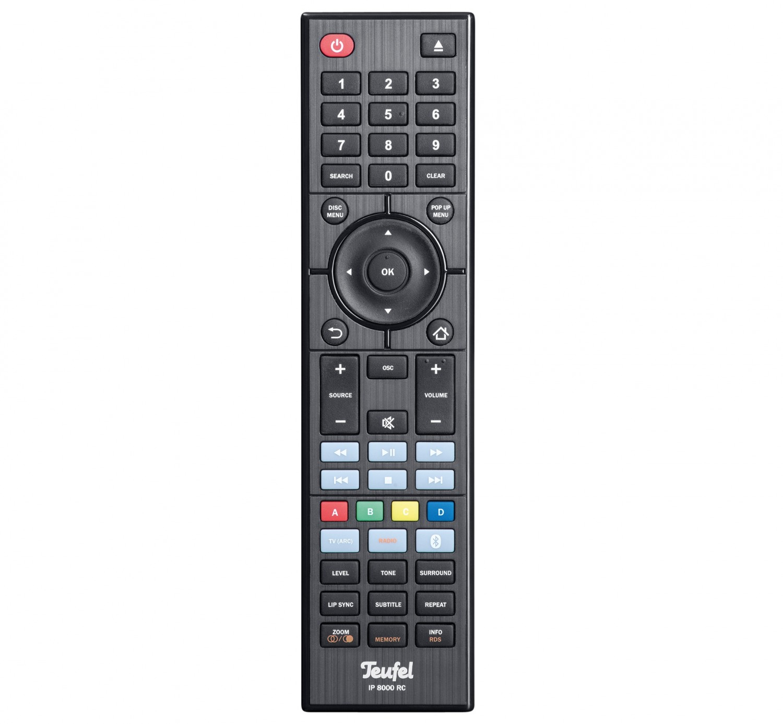 Blu-ray-Anlagen Teufel Cubycon Impaq im Test, Bild 3