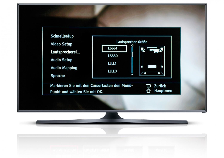 Blu-ray-Anlagen Teufel Cubycon Impaq im Test, Bild 4