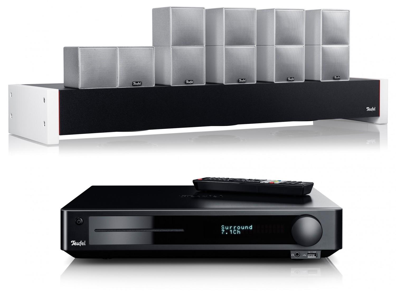 Blu-ray-Anlagen Teufel Cubycon Impaq im Test, Bild 5