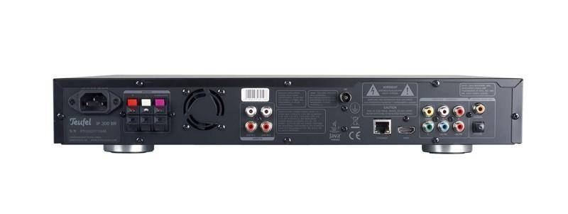 Blu-ray-Anlagen Teufel Impaq 300 im Test, Bild 3