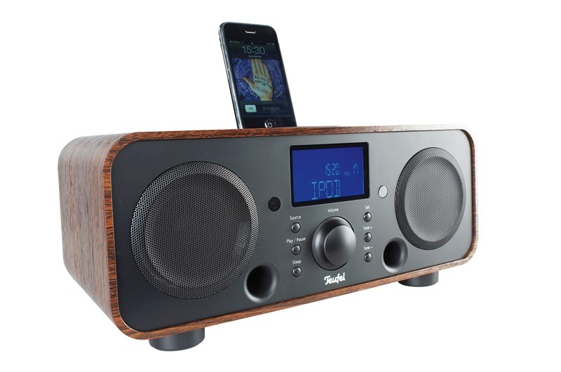 test docking stations teufel iteufel radio sehr gut seite 1. Black Bedroom Furniture Sets. Home Design Ideas