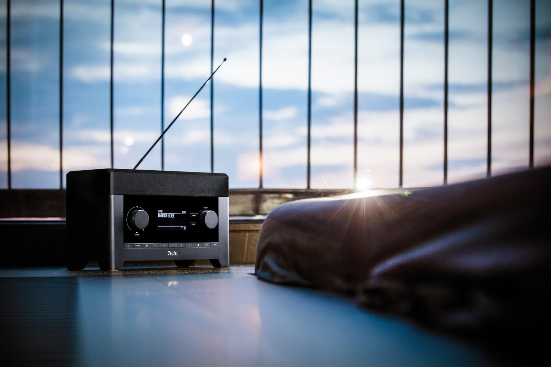 Internetradios Teufel Radio 3sixty im Test, Bild 1