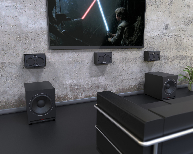 Lautsprecher Surround Teufel System 6 THX Select im Test, Bild 6