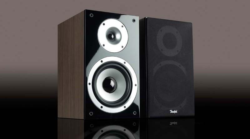 test lautsprecher stereo teufel t 300 sehr gut seite 1. Black Bedroom Furniture Sets. Home Design Ideas