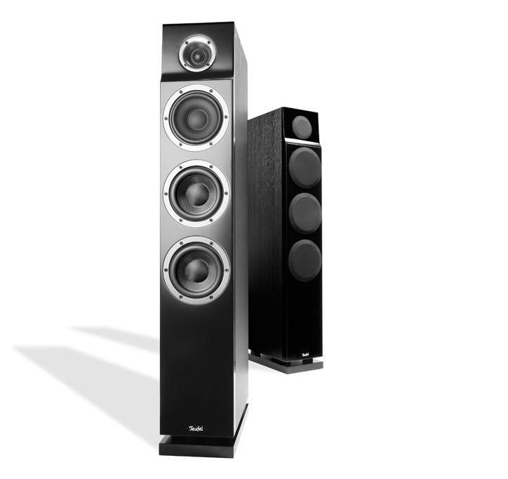 Lautsprecher Stereo Teufel T 400 MK2 im Test, Bild 1