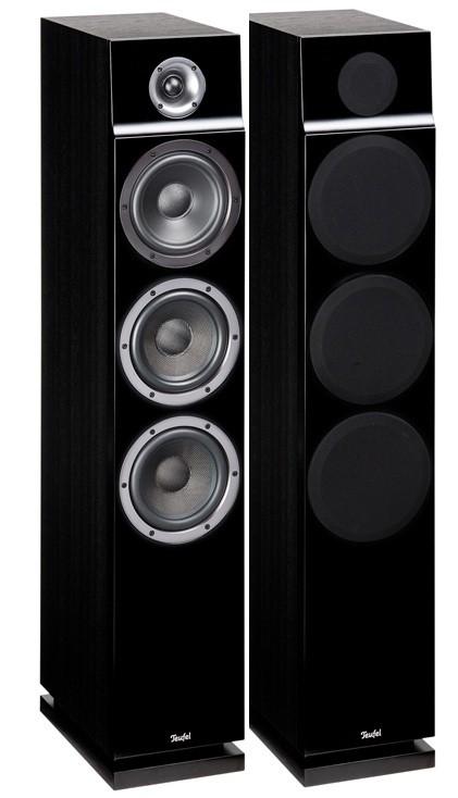Lautsprecher Stereo Teufel T 500 MK2 im Test, Bild 5