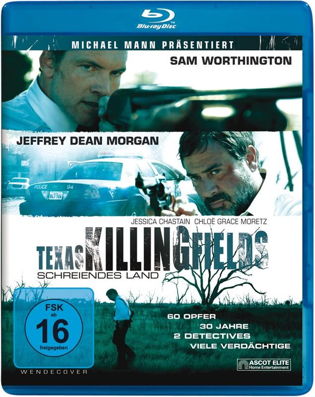 Blu-ray Film Texas Killing Fields (Ascot) im Test, Bild 1