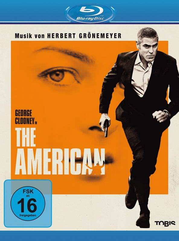 Blu-ray Film The American (Universal) im Test, Bild 1