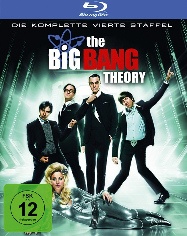 Blu-ray Film The Big Bang Theory Season 4 (Warner) im Test, Bild 1