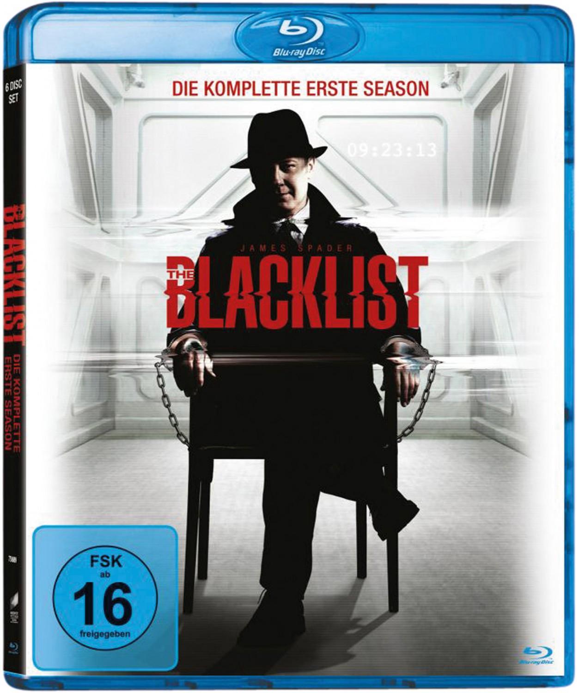 Blu-ray Film The Blacklist S1 (Sony) im Test, Bild 1
