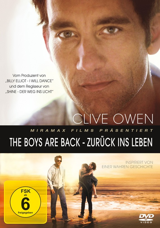 DVD Film The Boys are Back (Walt Disney) im Test, Bild 1