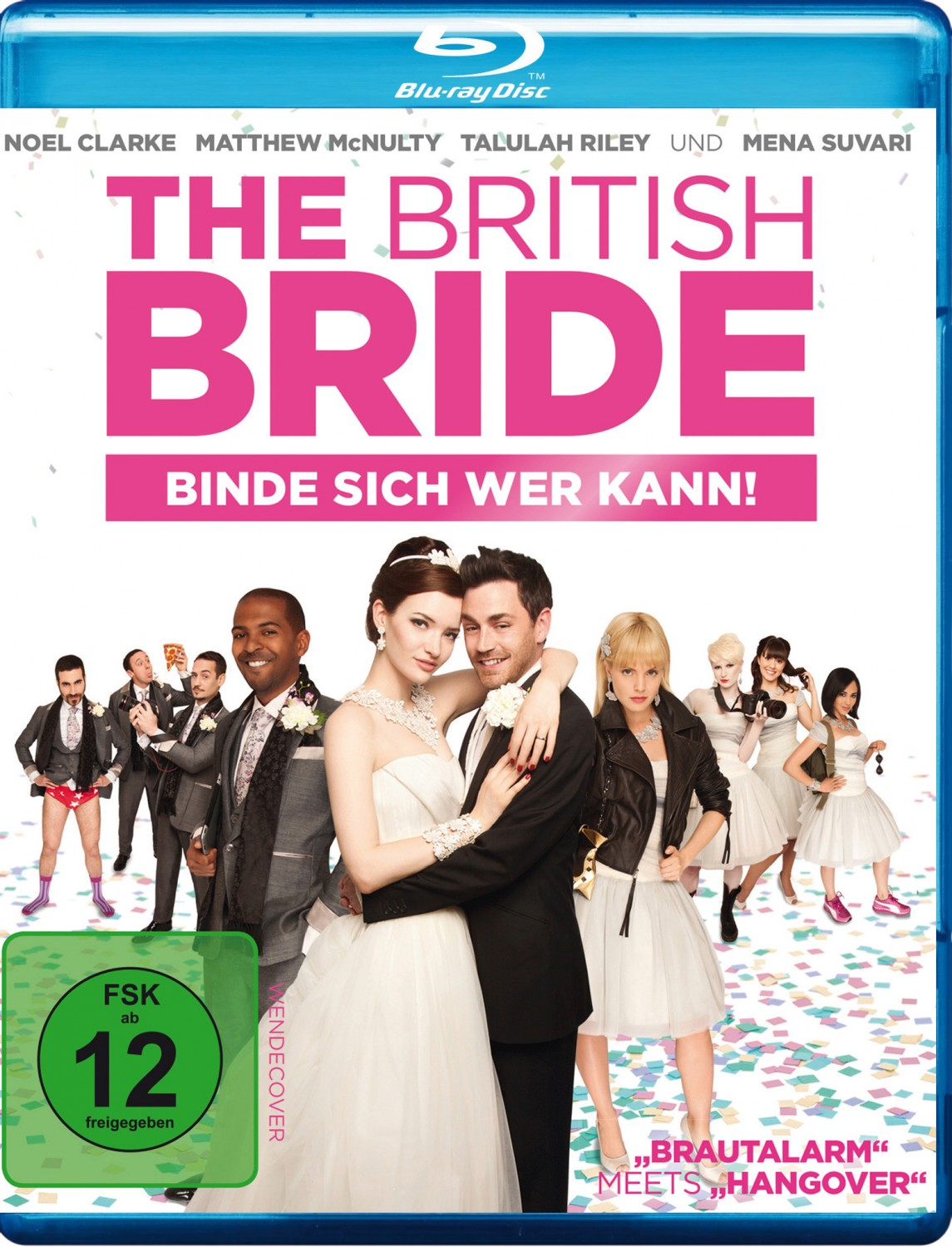 Blu-ray Film The British Bride – Binde sich wer kann (Lighthouse) im Test, Bild 1