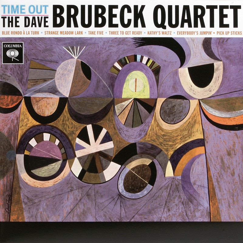 Schallplatte The Dave Brubeck Quartet – Time Out (Columbia) im Test, Bild 1