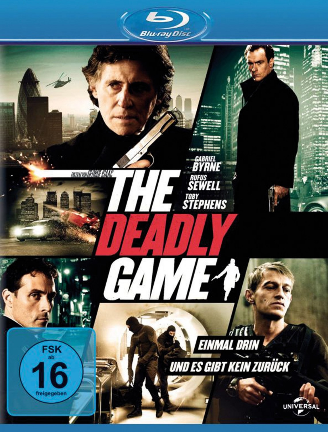 Blu-ray Film The Deadly Game (Universal) im Test, Bild 1
