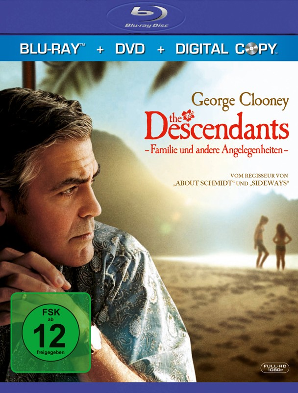Blu-ray Film The Descendants (20th Century Fox) im Test, Bild 1