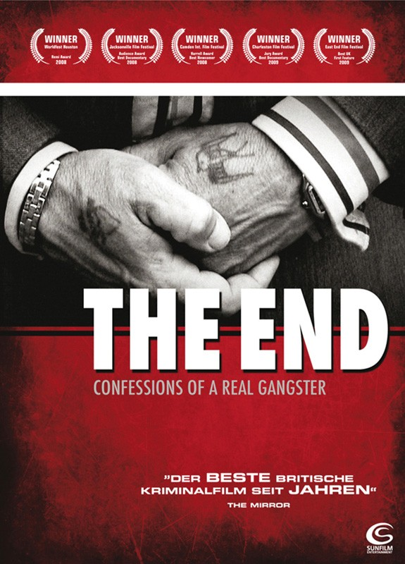 DVD Film The End – Confessions of a Real Gangster (Sunfilm) im Test, Bild 1