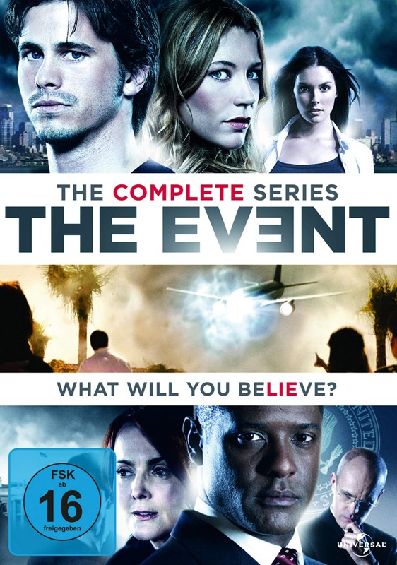 DVD Film The Event – Season 1 (Universal) im Test, Bild 1