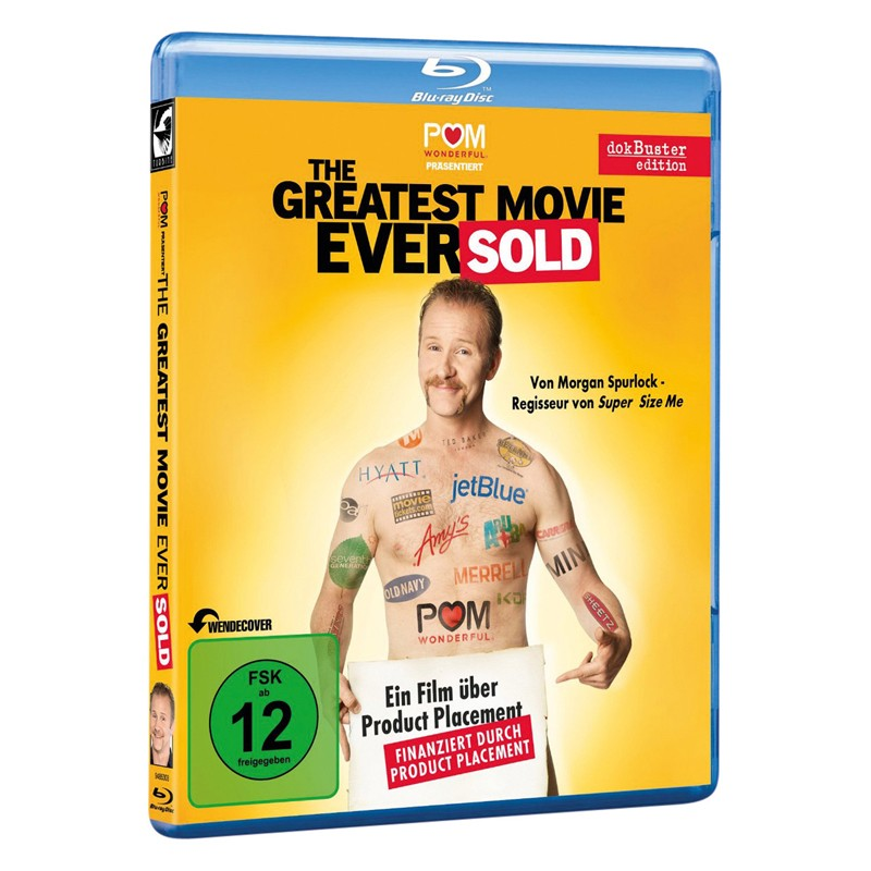 Blu-ray Film The Greatest Movie Ever Sold (Rough Trade) im Test, Bild 1