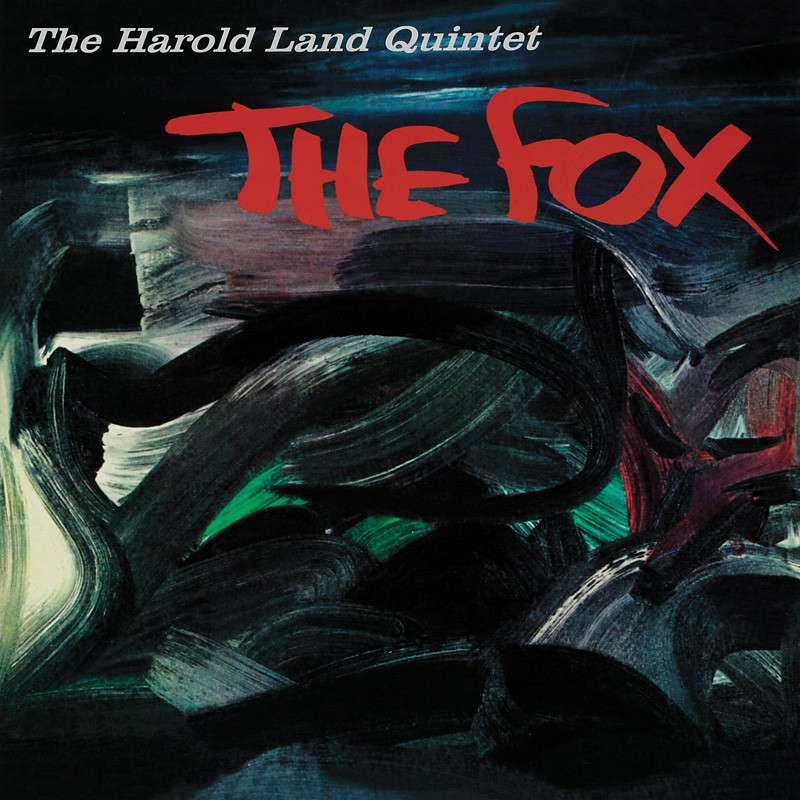 Schallplatte The Harold Land Quintet – The Fox (Jazz Workshop) im Test, Bild 1
