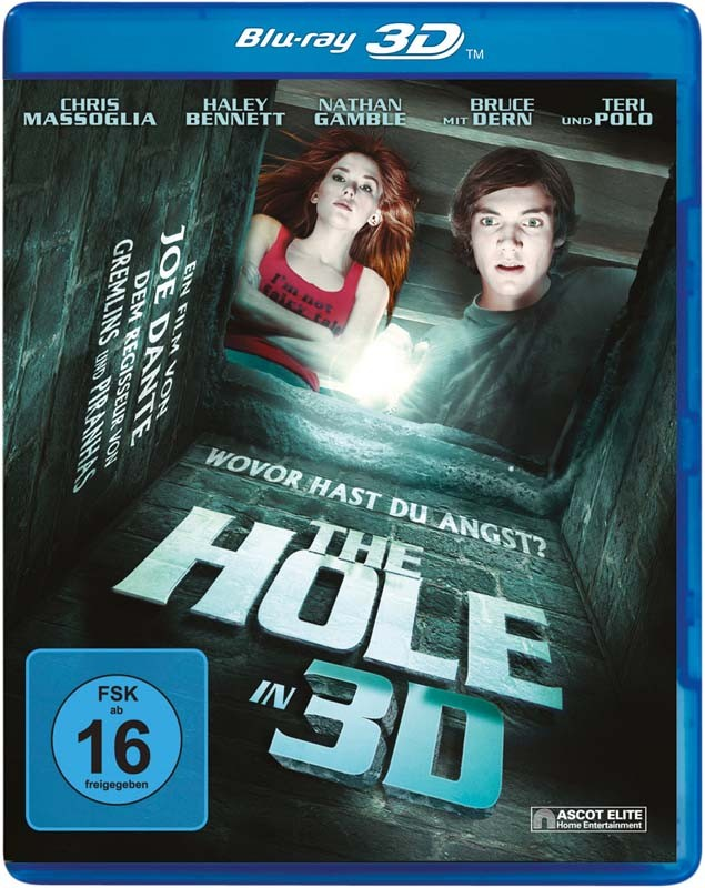 Blu-ray Film The Hole 3D-Blu-ray (Ascot) im Test, Bild 1