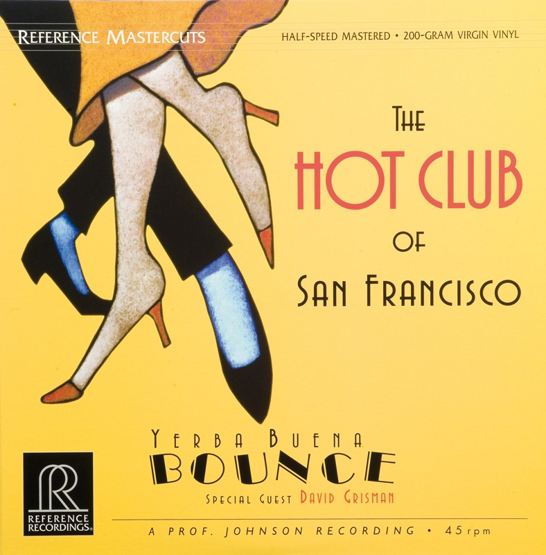 Schallplatte The Hot Club of San Francisco – Yerba Buena Bounce (Reference Recordings) im Test, Bild 1