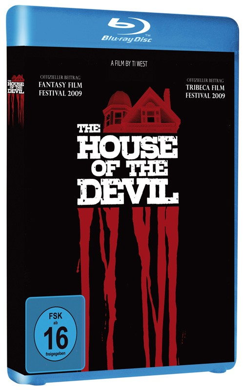Blu-ray Film The House of the Devil (Al!ve) im Test, Bild 1