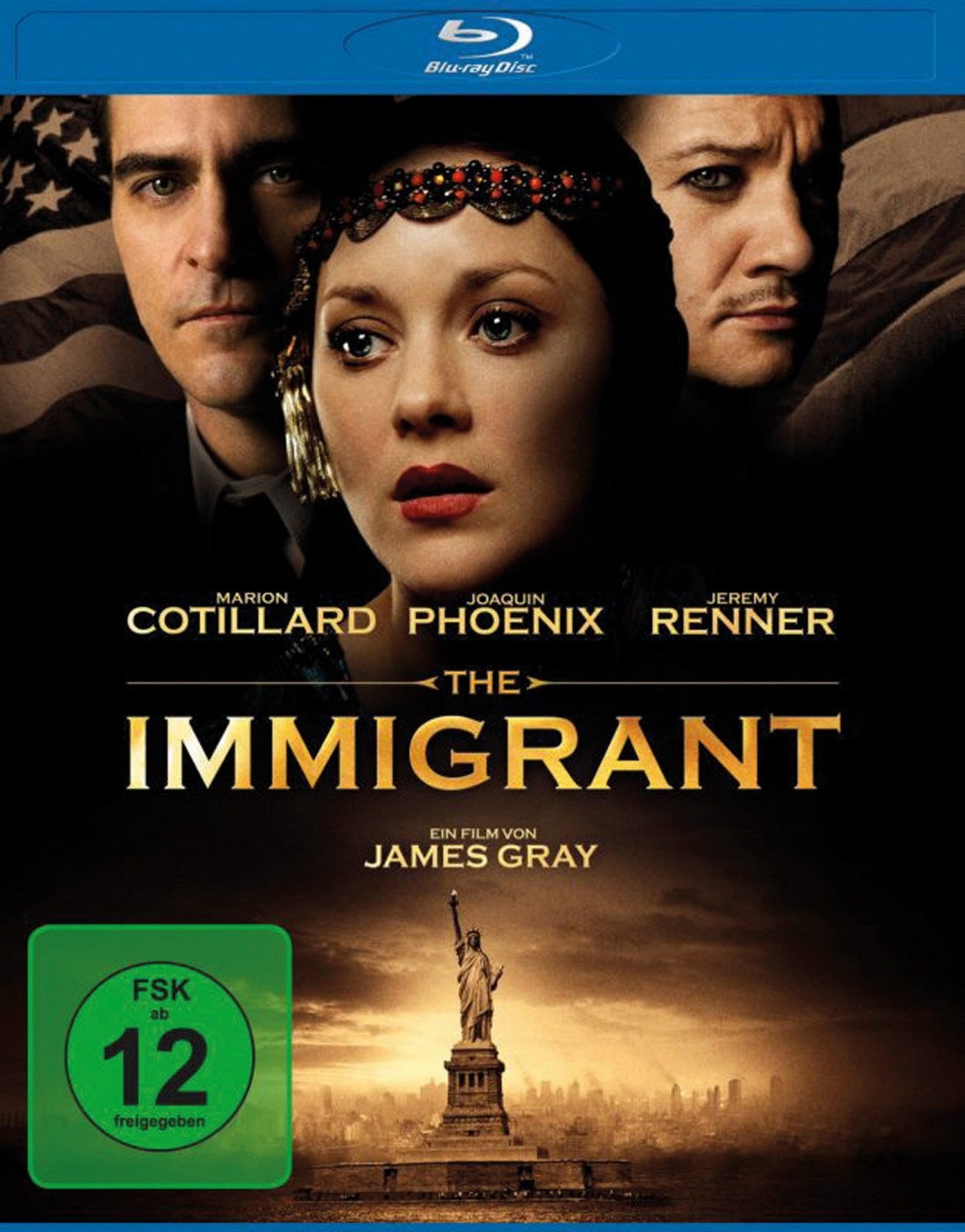Blu-ray Film The Immigrant (Universum) im Test, Bild 1