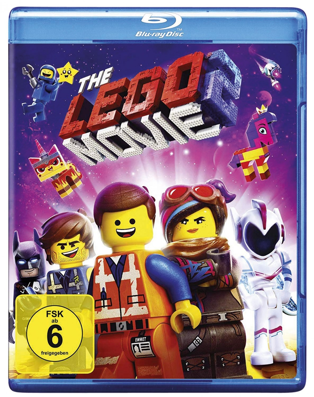 Blu-ray Film The Lego Movie 2The Lego Movie 2 (Warner Bros.) im Test, Bild 2