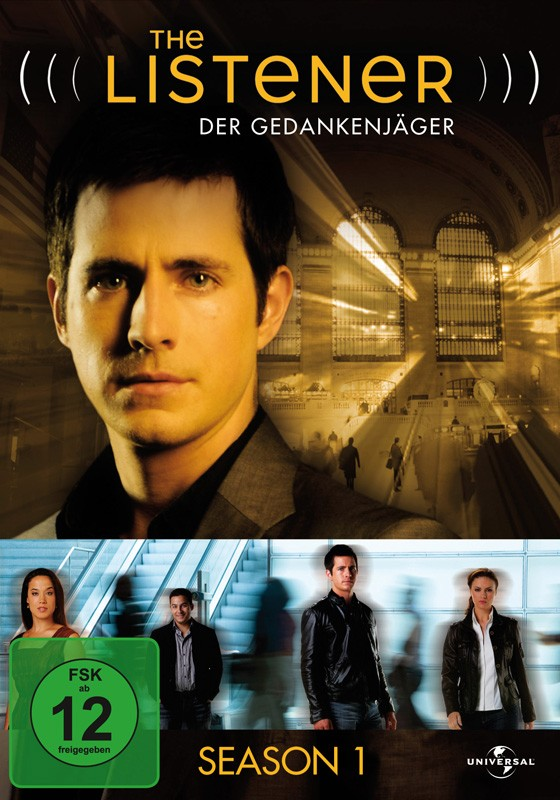 DVD Film The Listener – Season 1 (Universal) im Test, Bild 1