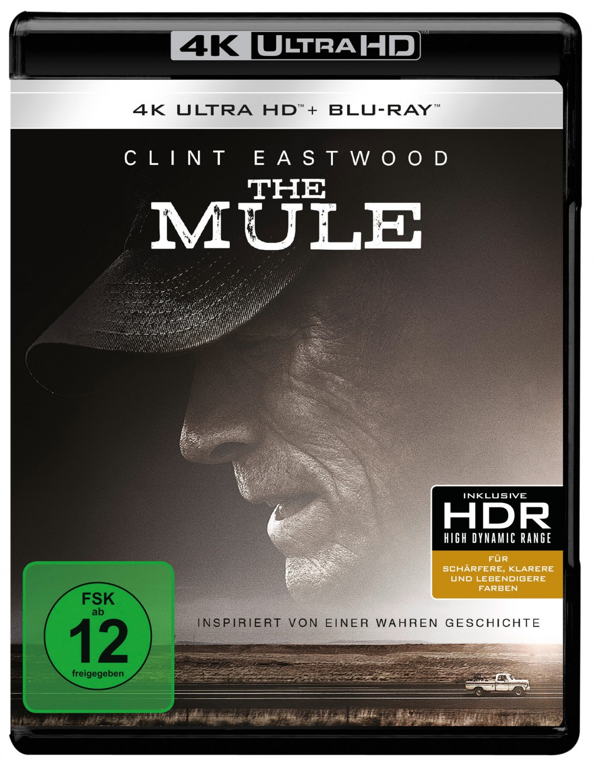 Blu-ray Film The Mule (Warner Bros.) im Test, Bild 1