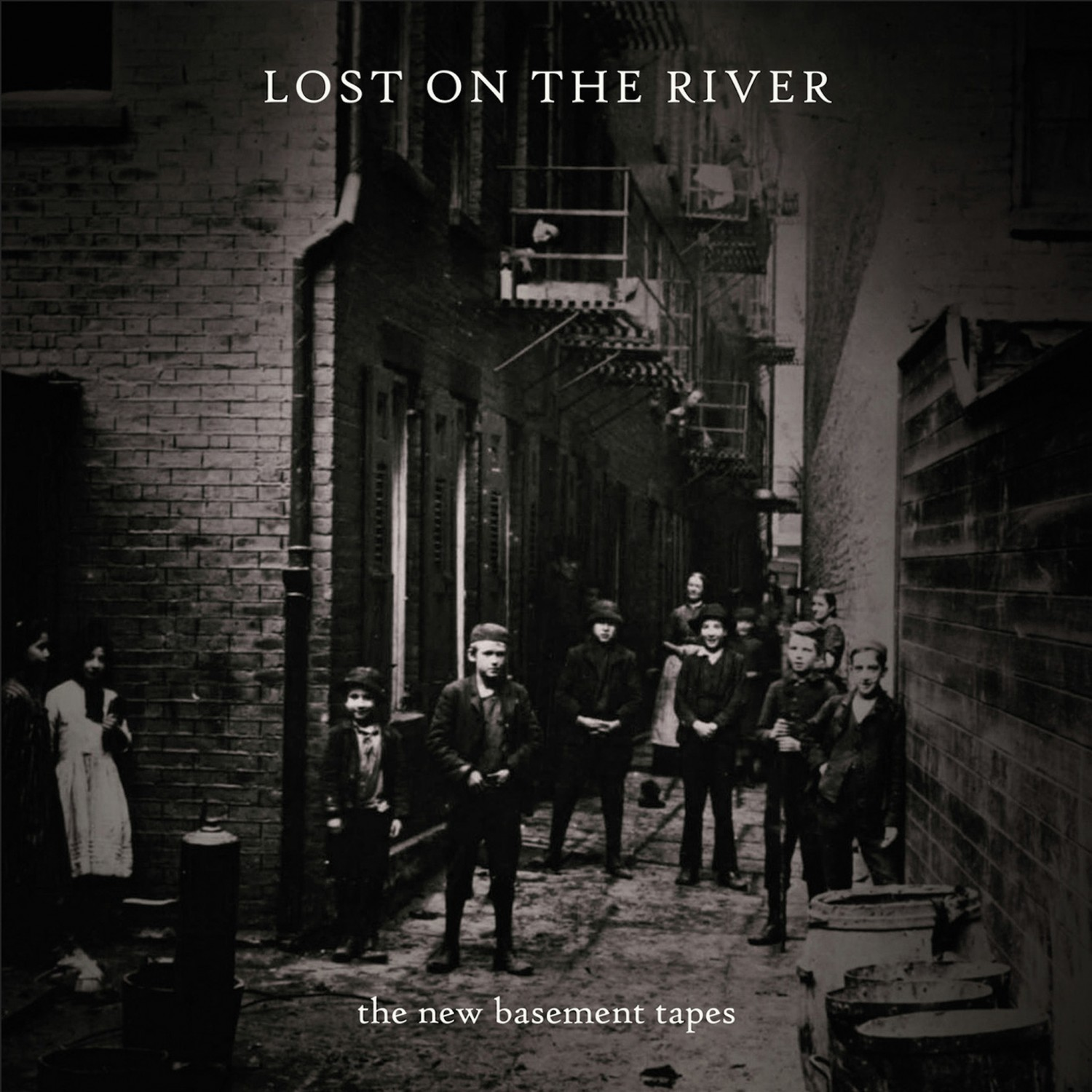 Download The New Basement Tapes - Lost on the River (Deluxe) (Universal Music) im Test, Bild 1