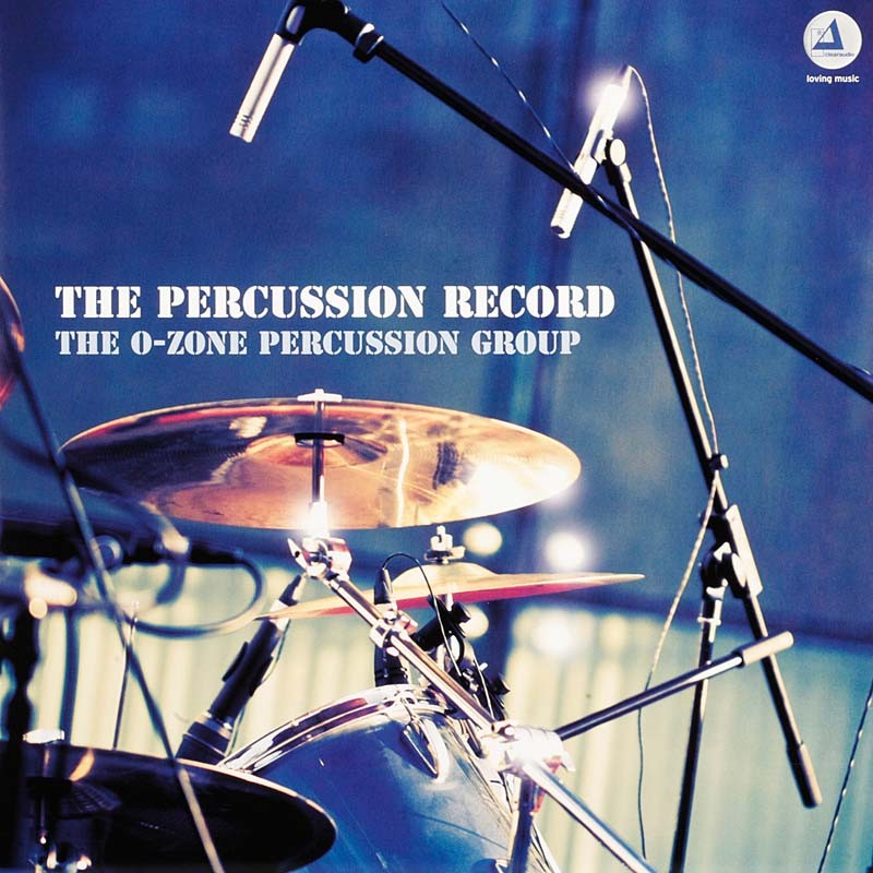 Schallplatte The O-Zone Percussion Group – The Percussion Record (Clearaudio) im Test, Bild 1