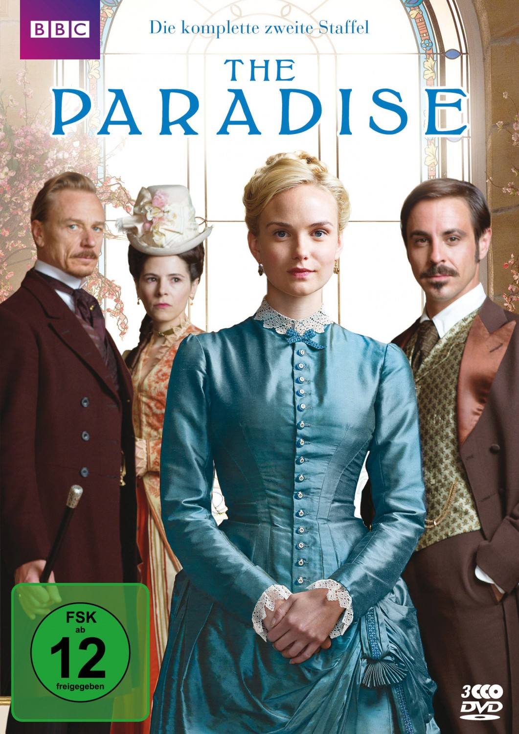 Blu-ray Film The Paradise S2 (Polyband) im Test, Bild 1