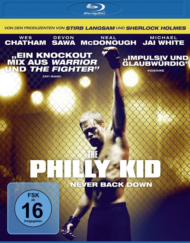 Blu-ray Film The Philly Kid (Universum) im Test, Bild 1