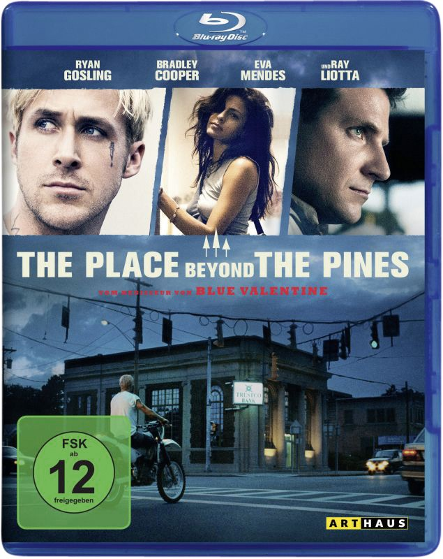 Blu-ray Film The Place Beyond the Pines (Studiocanal) im Test, Bild 1