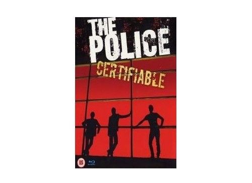Blu-ray Musik The Police Certifiable im Test, Bild 1