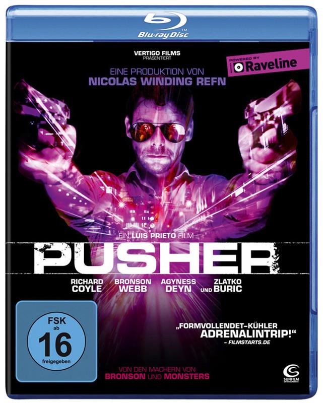 Blu-ray Film The Pusher (Sunfilm) im Test, Bild 1