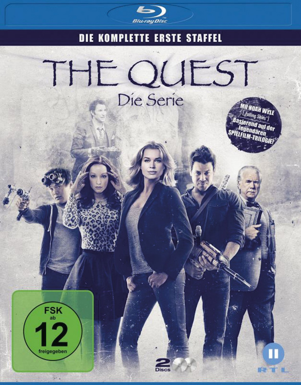 Blu-ray Film The Quest S1 (Universum) im Test, Bild 1