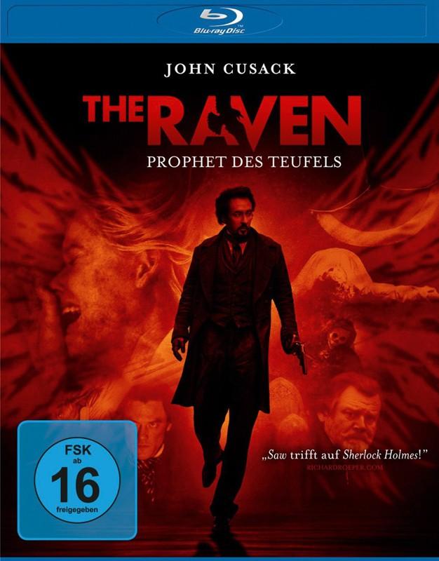 Blu-ray Film The Raven – Prophet des Teufels (Universum) im Test, Bild 1
