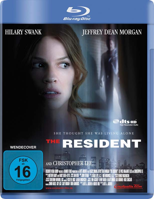Blu-ray Film The Resident (Highlight) im Test, Bild 1
