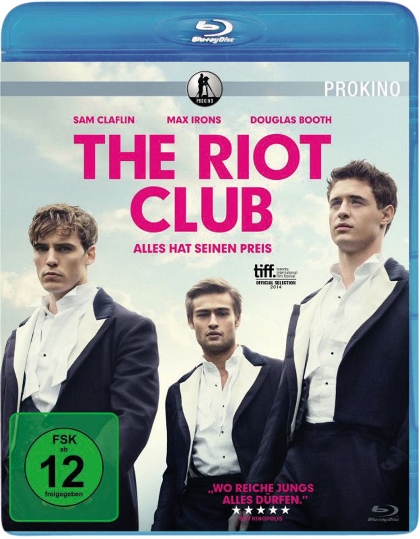 Blu-ray Film The Riot Club (Prokino) im Test, Bild 1