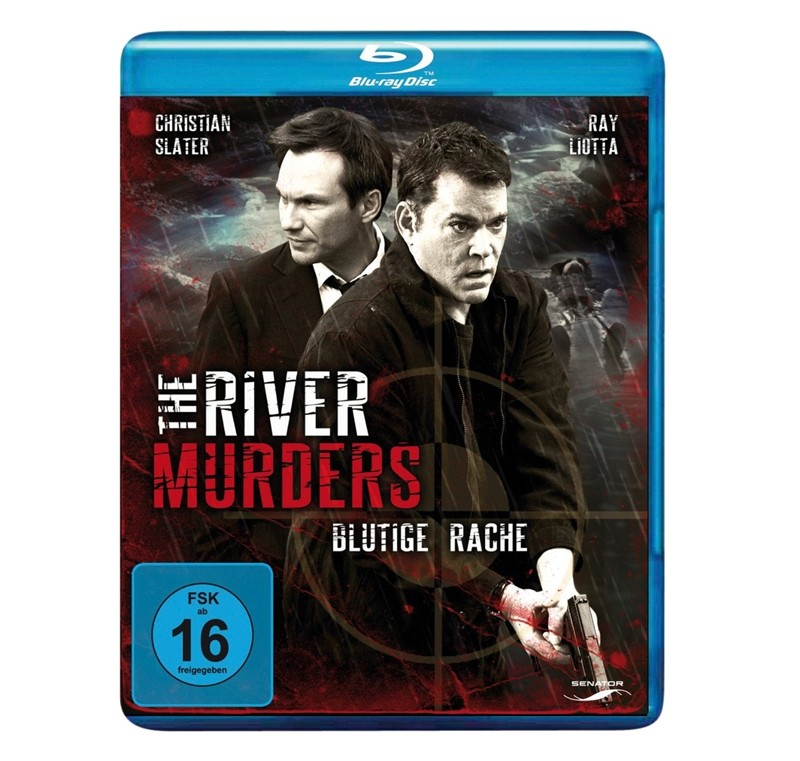 Blu-ray Film The River Murders - Blutige Rache (Senator) im Test, Bild 1