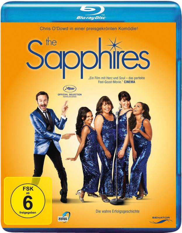 Blu-ray Film The Sapphires (Universum Film GmbH) im Test, Bild 1
