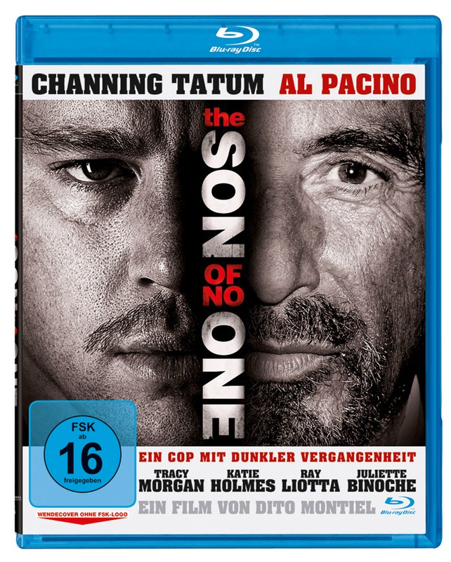Blu-ray Film The Son of No One (Studiocanal) im Test, Bild 1