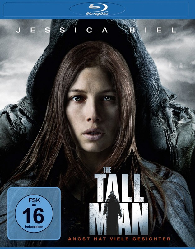 Blu-ray Film The Tall Man (Universum) im Test, Bild 1